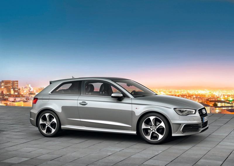 Диски на Audi A3
