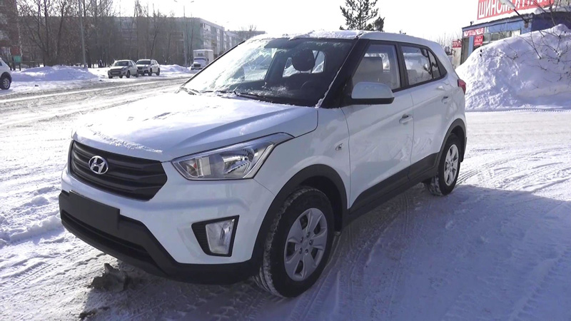 Зимняя резина для Hyundai Creta