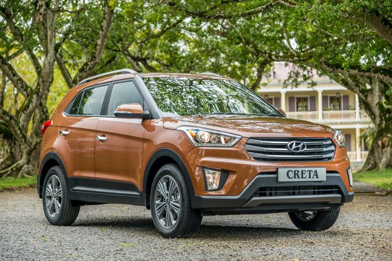 Диски на Hyundai Creta